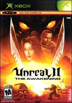 Unreal 2: The Awakening (Xbox) by Atari Box Art