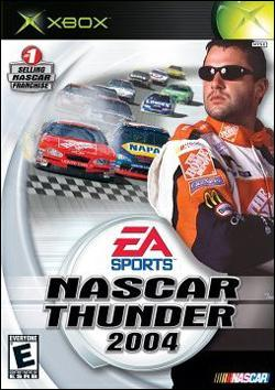 Nascar Thunder 2004 (Xbox) by Electronic Arts Box Art