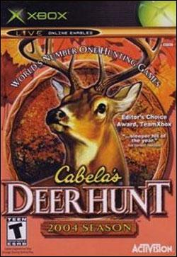 Cabela's Deer Hunt: 2004 Season (Xbox) by Activision Box Art