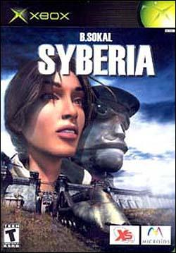 Syberia (Xbox) by Microids Box Art