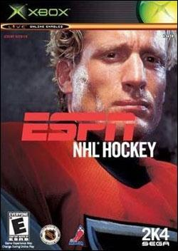 ESPN NHL Hockey 2K4 (Xbox) by Sega Box Art