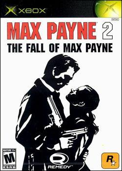 Max Payne 2: The Fall of Max Payne (Xbox) by Take-Two Interactive Software Box Art