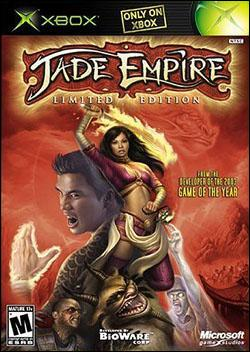 Jade Empire (Xbox) by Microsoft Box Art