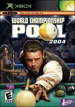 World Championship Pool 2004 (Xbox) by Jaleco Entertainment Box Art