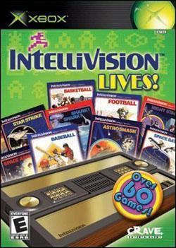 Intellivision Lives! (Xbox) by Crave Entertainment Box Art