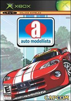 Auto Modellista (Xbox) by Capcom Box Art