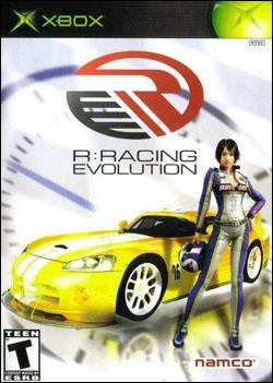 R: Racing Evolution (Xbox) by Namco Bandai Box Art