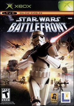 Star Wars: Battlefront (Xbox) by LucasArts Box Art
