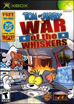 Tom and Jerry: War of the Whiskers (Xbox) by 2K Games Box Art