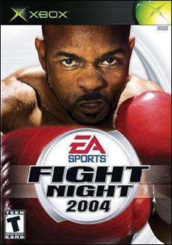 Fight Night 2004 (Xbox) by Electronic Arts Box Art