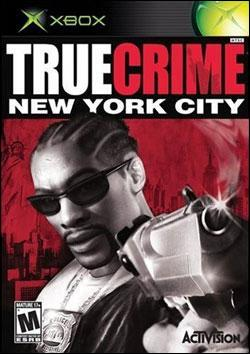 True Crime: New York City (Xbox) by Activision Box Art