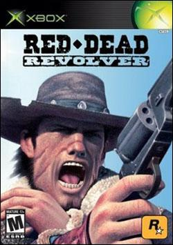 Red Dead Revolver (Xbox) by Rockstar Games Box Art