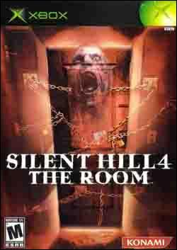 Silent Hill 4: The Room (Xbox) by Konami Box Art