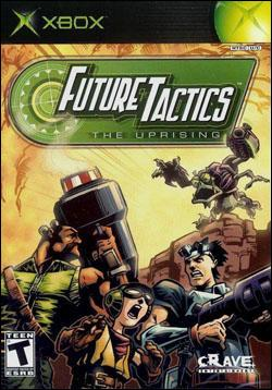 Future Tactics: The Uprising (Xbox) by Crave Entertainment Box Art
