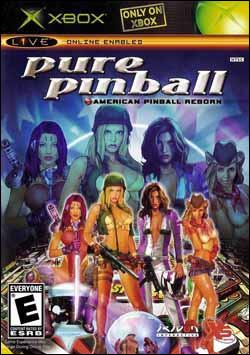 Pure Pinball (Xbox) by XS Games, LCC. Box Art