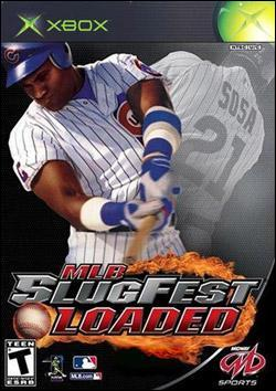 MLB Slugfest: Loaded (Xbox) by Midway Home Entertainment Box Art