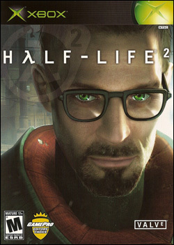 Half-Life 2 (Xbox) by Electronic Arts Box Art