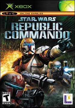 Star Wars: Republic Commando (Xbox) by LucasArts Box Art
