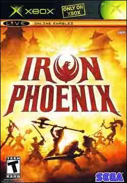 Iron Phoenix (Xbox) by Sega Box Art