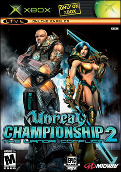 Unreal Championship 2:  The Liandri Conflict Box art