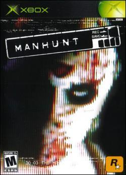 Manhunt (Xbox) by Rockstar Games Box Art