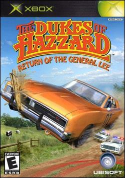 Dukes of Hazzard: Return of the General Lee (Xbox) by Ubi Soft Entertainment Box Art
