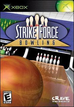 Strike Force Bowling (Xbox) by Crave Entertainment Box Art