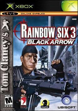 Tom Clancy's Rainbow Six 3: Black Arrow Box art