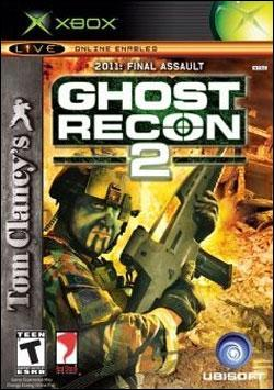 Tom Clancy's Ghost Recon 2 (Xbox) by Ubi Soft Entertainment Box Art