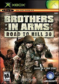 Brothers In Arms Road To Hill 30 (Xbox) by Ubi Soft Entertainment Box Art