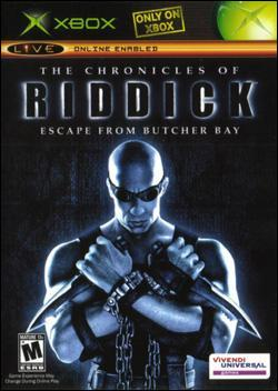 Chronicles of Riddick: Escape From Butcher Bay (Xbox) by Vivendi Universal Games Box Art