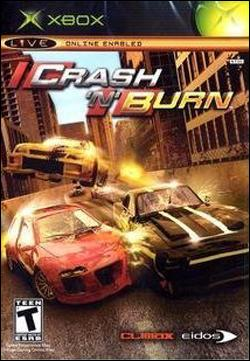 Crash'n Burn (Xbox) by Eidos Box Art