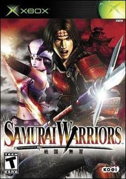 Samurai Warriors (Xbox) by KOEI Corporation Box Art