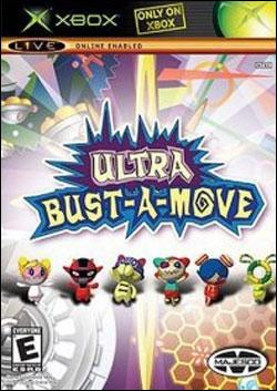 Ultra Bust-A-Move (Xbox) by Majesco Box Art