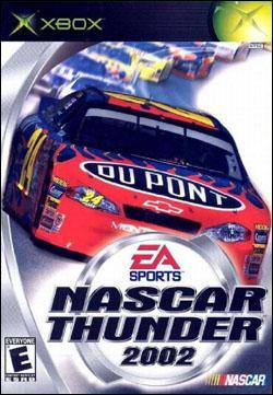 Nascar Thunder 2002 (Xbox) by Electronic Arts Box Art