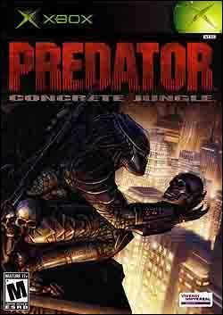 Predator: Concrete Jungle (Xbox) by Vivendi Universal Games Box Art