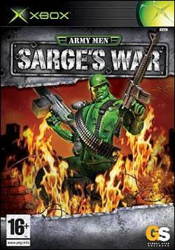 Army Men: Sarge's War (Xbox) by 2K Games Box Art