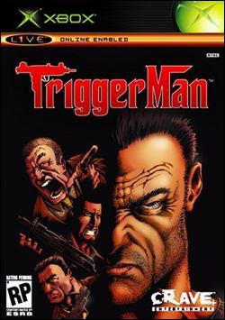 Trigger Man (Xbox) by Vivendi Universal Games Box Art