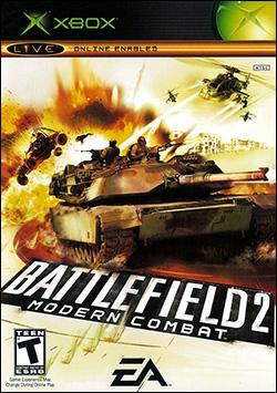 Battlefield 2: Modern Combat (Xbox) by Electronic Arts Box Art
