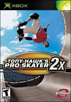 Tony Hawk Pro Skater 2x (Xbox) by Activision Box Art