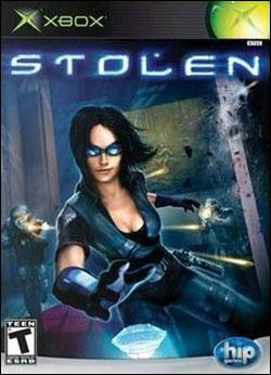Stolen (Xbox) by Hip Games Box Art