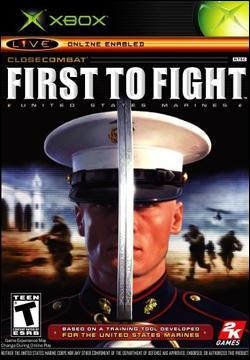 Close Combat: First to Fight (Xbox) by 2K Games Box Art