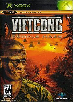 Vietcong: Purple Haze (Xbox) by Gathering of Developers Box Art