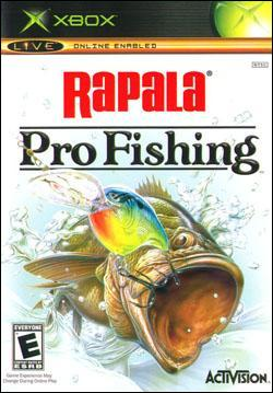 Rapala Pro Fishing (Xbox) by Activision Box Art