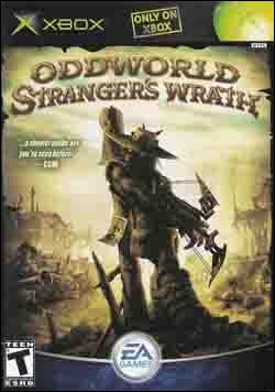Oddworld Stranger's Wrath (Xbox) by Electronic Arts Box Art
