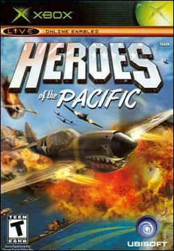 Heroes of the Pacific (Xbox) by Encore Software Box Art