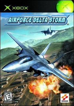 Airforce Delta Storm (Xbox) by Konami Box Art