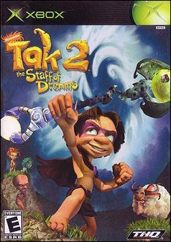 Tak 2:  The Staff of Dreams (Xbox) by THQ Box Art
