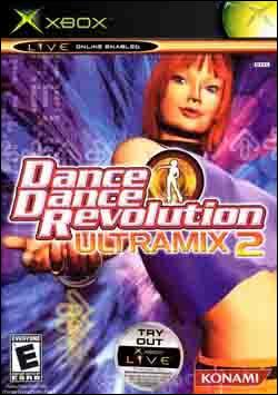 Dance Dance Revolution:  Ultramix 2 (Xbox) by Konami Box Art