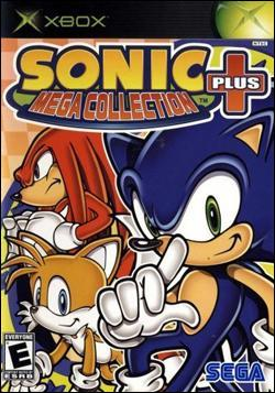 Sonic Mega Collection Plus (Xbox) by Sega Box Art